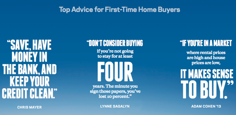 Top Advice for First-Time Home Buyers.