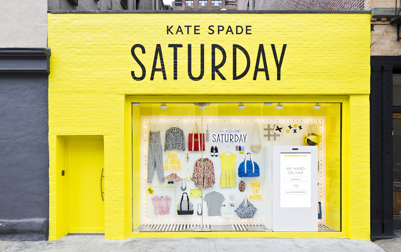 Kate Spade New York Innovating The 360 176 Experience