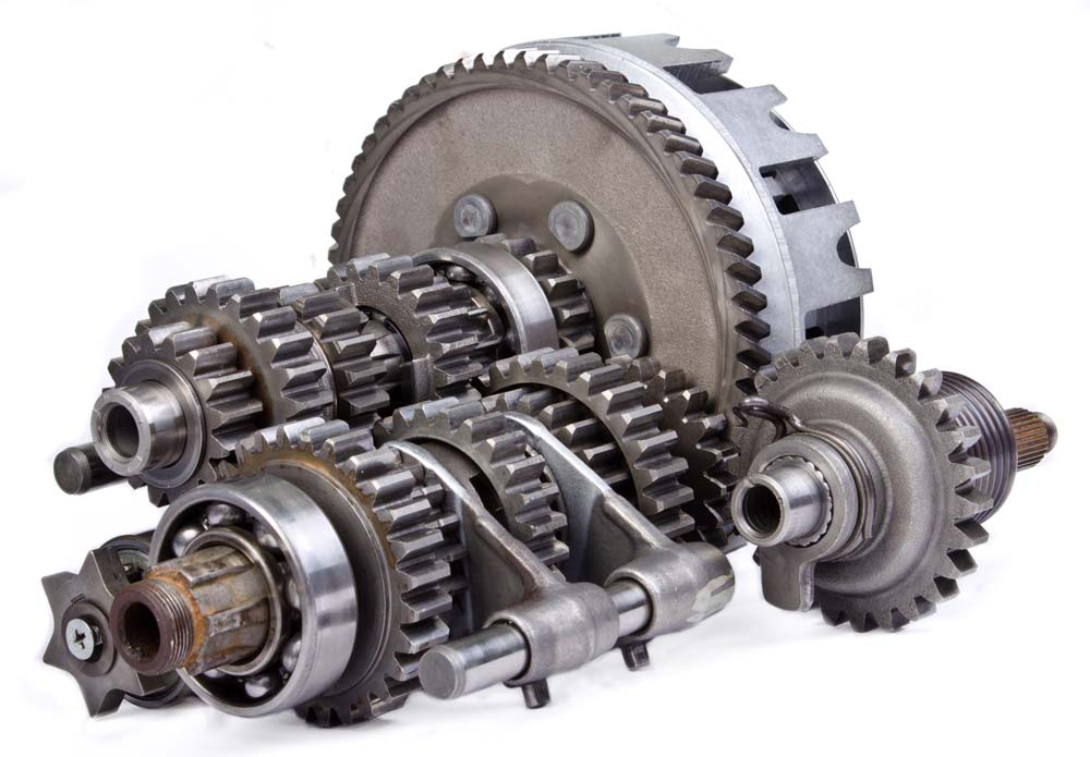 a gearbox is an effective metaphor for the deep connection between all units necessary for effective strategy