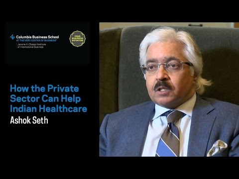 How the Private Sector Can Help Indian Healthcare