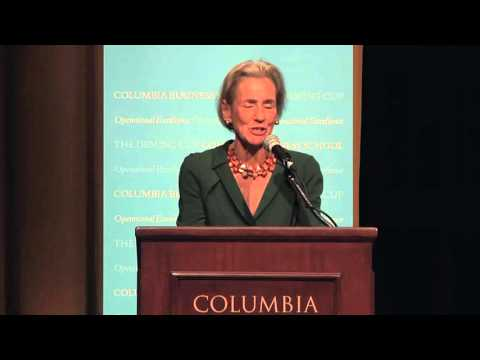 Shelly Lazarus: Remarks to Introduce Ellen Kullman