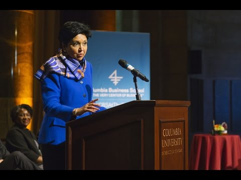 Deming Cup 2016: Indra Nooyi