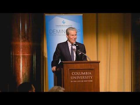 2018 Deming Cup: Terry Lundgren's Closing Remarks