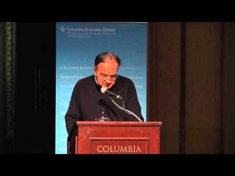 Deming Cup 2013  Sergio Marchionne, CEO, Fiat S p A , and Chairman and CEO, Chrysler Group LLC