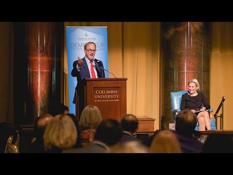 2018 Deming Cup: Douglas M. Baker, Jr.'s Acceptance Speech