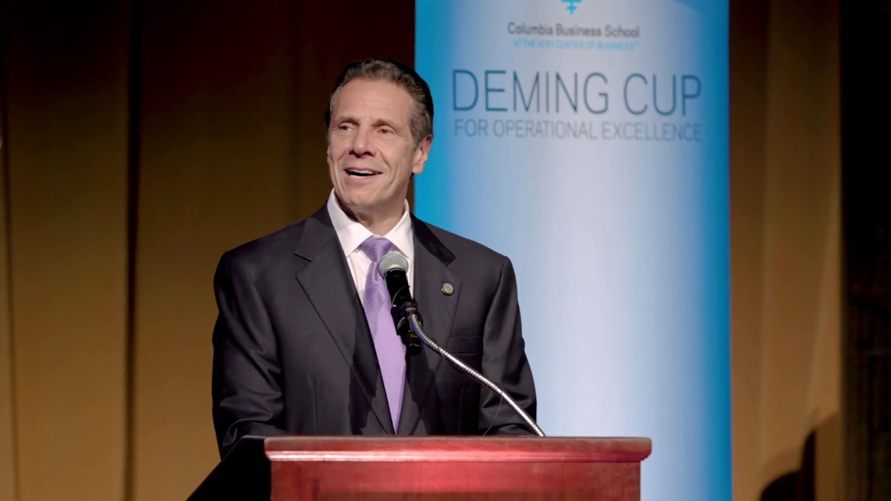 2019 Deming Cup: Governor Andrew Cuomo's Introduction of Chief Judge Difiore