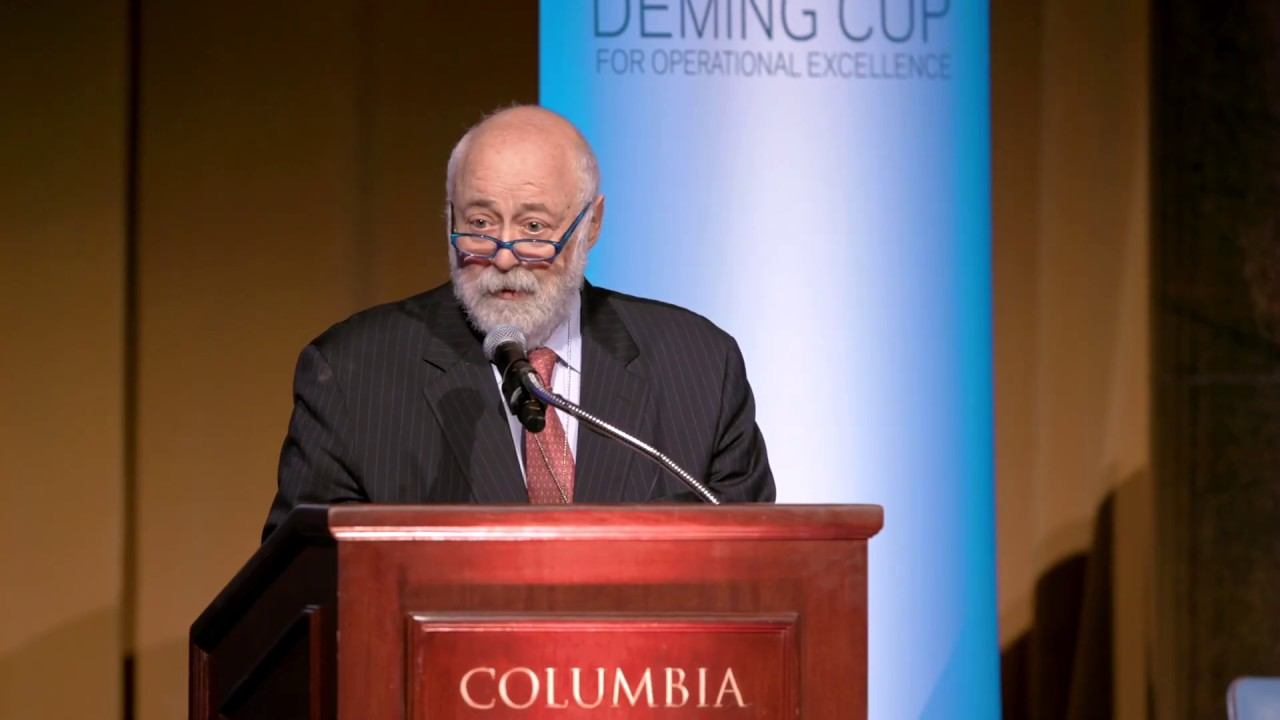 2019 Deming Cup: Nelson Fraiman's Welcome Words