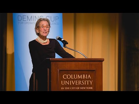 2018 Deming Cup: David Niles & Shelly Lazarus' Welcome Remarks