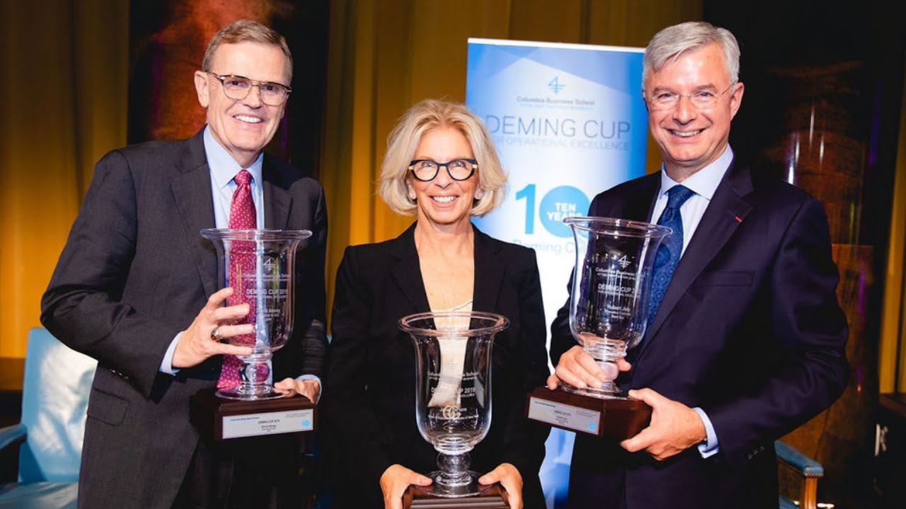 2019 Deming Cup for Operational Excellence: Award Ceremony Highlights