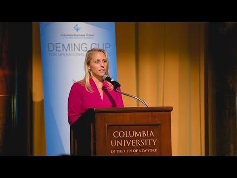 2018 Deming Cup: Kristin Peck's Introduction of Juan Ramón Alaix