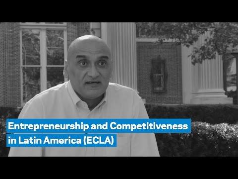 Medini Singh on the ECLA Program