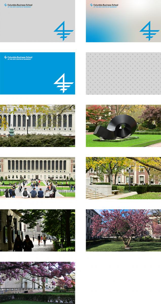Zoom Backgrounds Identity Guidelines Columbia Business School