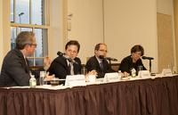 Photo: 2012 RE Symposium - Main Panel.
