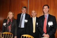Photo: 2013 Real Estate Symposium - debt panelists.