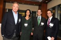 Photo: 2013 Real Estate Symposium - NYC panelists.