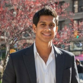 Arvind Chary '11