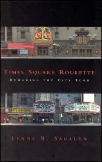 Photo: Times Square Roulette book cover.