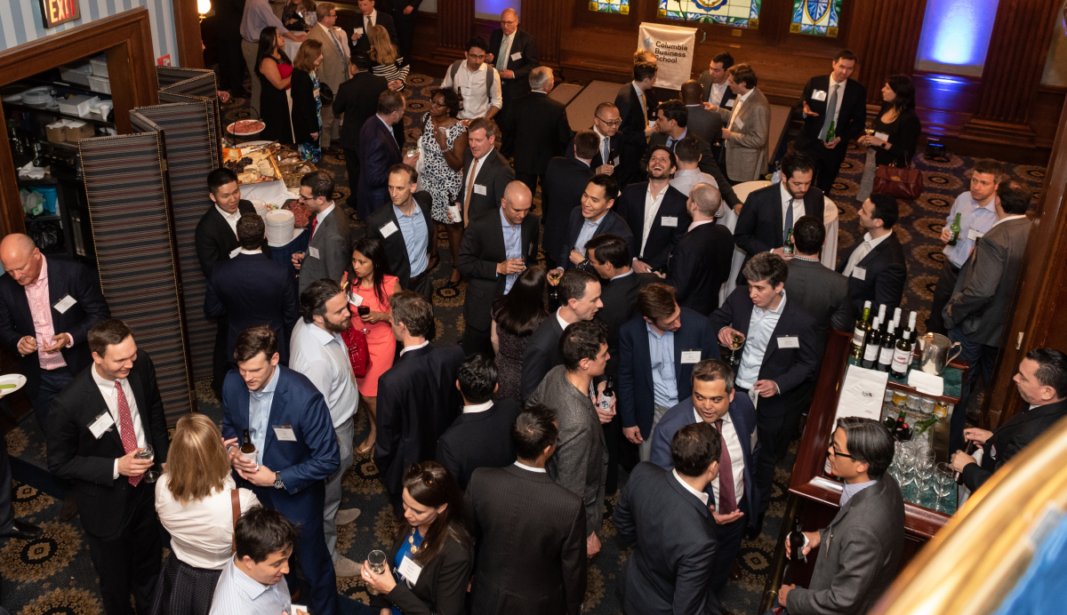2018 Real Estate Alumni Reception