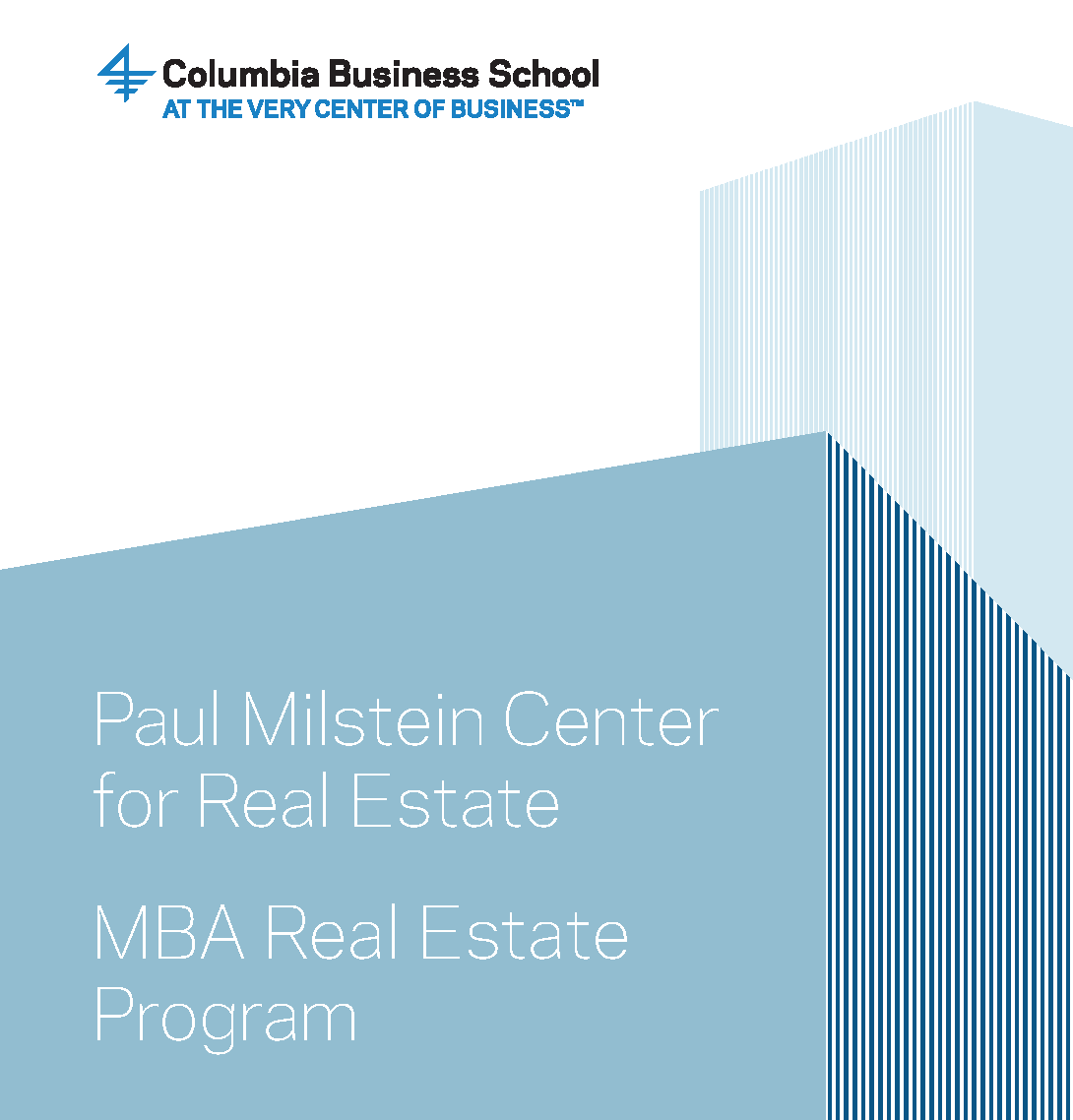 In the Media | Paul Milstein Center for Real Estate