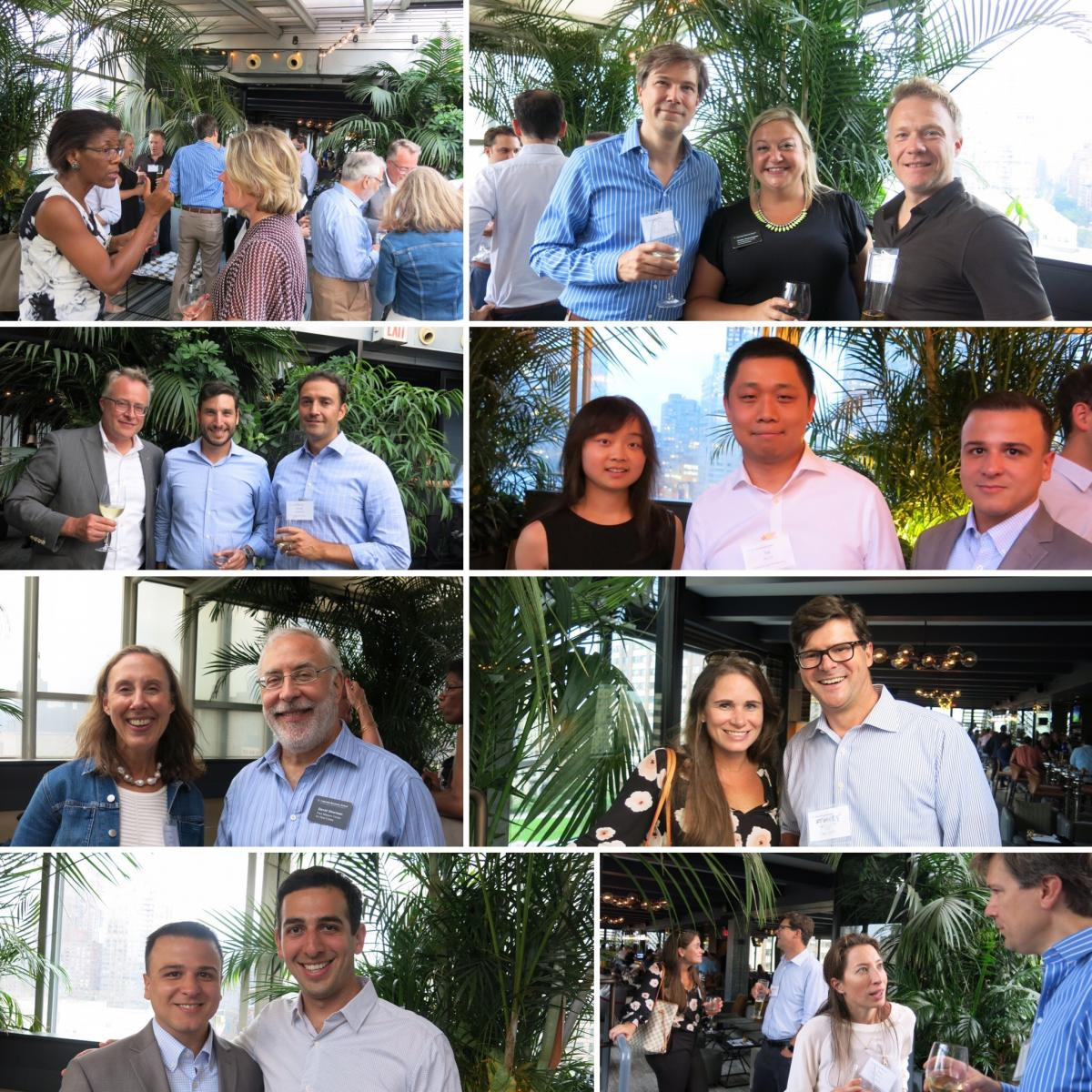 2019 Summer Social Cocktail Event
