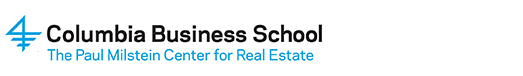 The Paul Milstein Center for Real Estate at Columbia Business School