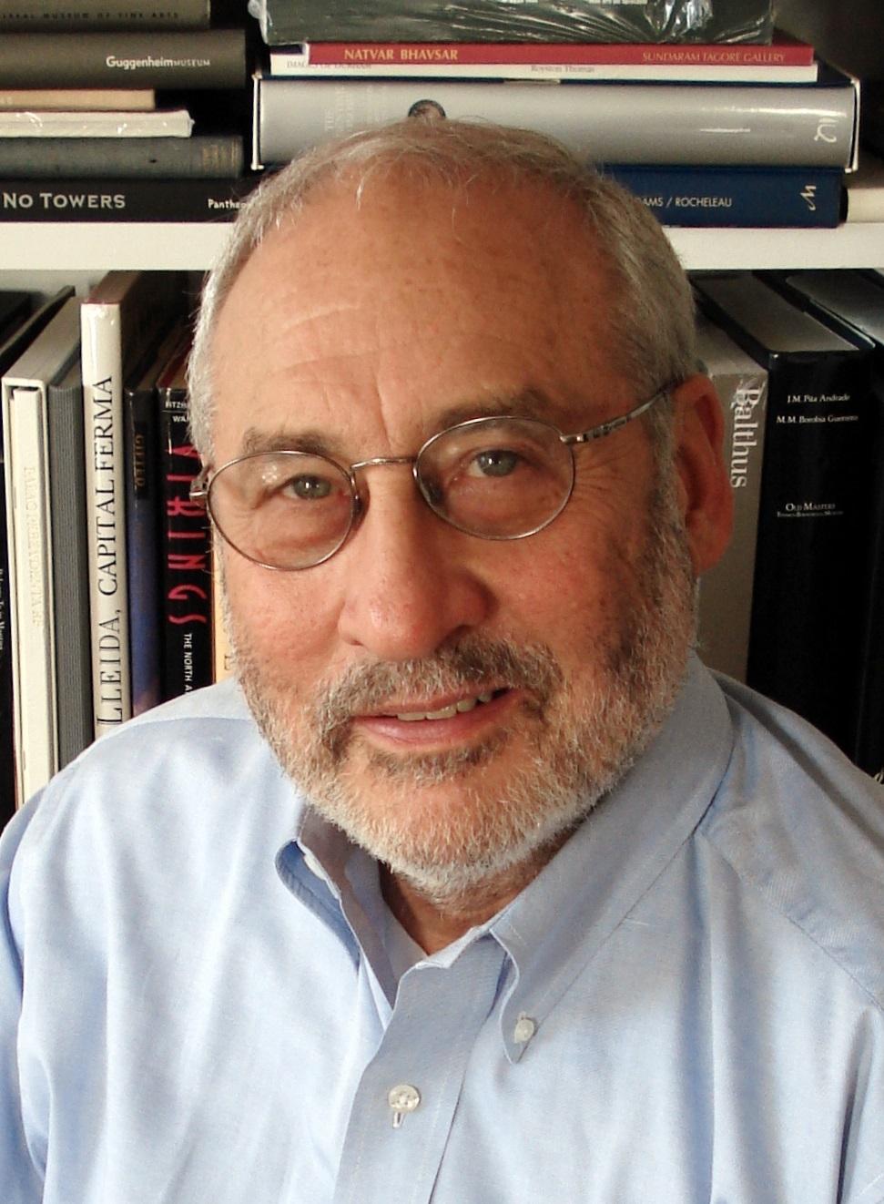 Prof. Joseph Stiglitz