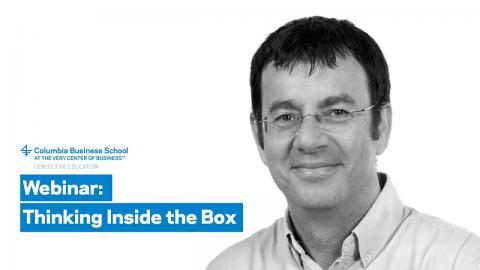 Embedded thumbnail for Thinking Inside the Box