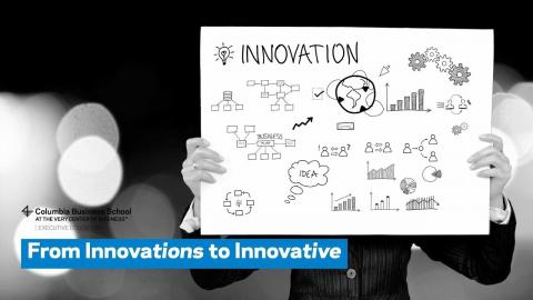 Embedded thumbnail for From Innovations to Innovative