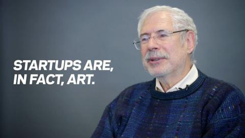 "Embedded thumbnail for Steve Blank: ""Startups are Art"""