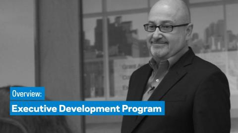 Embedded thumbnail for Executive Development Program: Overview