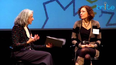 Embedded thumbnail for Liz Schimel: Innovating Media Models for a Mobile Consumer