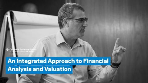 Embedded thumbnail for An Integrated Approach to Financial Analysis and Valuation