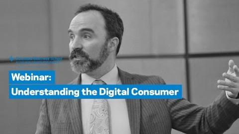 Embedded thumbnail for Understanding the Digital Consumer: How Behaviors Drive Strategy