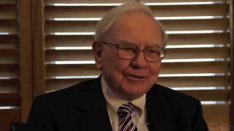 """Embedded thumbnail for Warren Buffett on Benjamin Graham: """"Making money did not motivate him"""""""