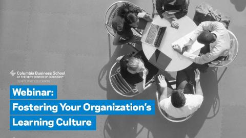 Embedded thumbnail for Fostering Your Organization's Learning Culture