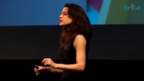 Embedded thumbnail for Google's Abigail Posner on the Human Operating System