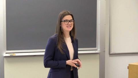 Embedded thumbnail for Tania Babina: The Lasting Impact of Financial Shocks on Entrepreneurship
