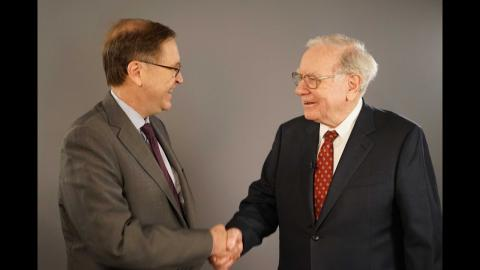 Embedded thumbnail for In Conversation: Dean Glenn Hubbard and Warren Buffett '51 — The Future of Value Investing