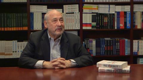 Embedded thumbnail for Joseph Stiglitz: Social Innovations Will Shape the Next 100 Years