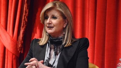 Embedded thumbnail for Arianna Huffington on Women Board Member Quotas
