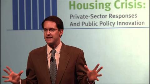 Embedded thumbnail for America's Housing Crisis Forum: Congressional Perspective, Jim Himes
