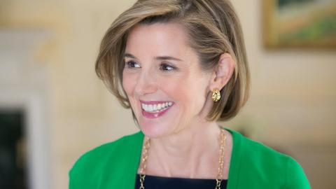 "Embedded thumbnail for Sallie Krawcheck '92 on Failure: ""Everybody Loves a Comeback"""