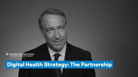 Embedded thumbnail for Digital Health Strategy: The Partnership