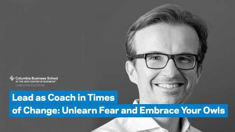Embedded thumbnail for Lead as Coach in Times of Change