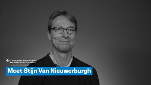 Embedded thumbnail for Stijn Van Nieuwerburgh