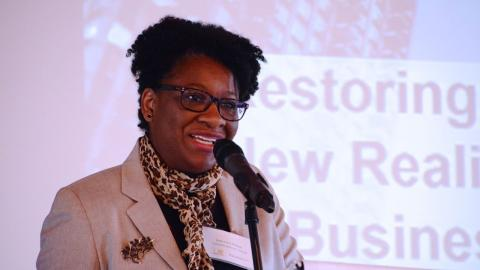 Embedded thumbnail for Restoring Trust: Welcome Remarks and Introductions