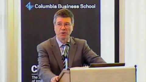 Embedded thumbnail for Jeffrey Sachs: China, the Game Changer