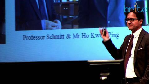 Embedded thumbnail for Bernd Schmitt: The Century of the Asian Consumer