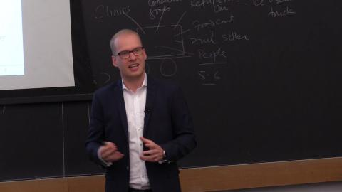 Embedded thumbnail for Matthias Breuer: Market Wide Effects of Financial Reporting Regulation