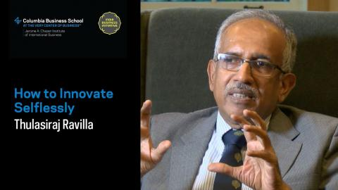 Embedded thumbnail for Thulasiraj Ravilla: How to Innovate Selflessly